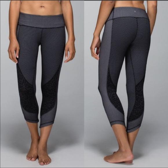 ddba5635c7 lululemon athletica Pants | Lululemon Petal Camo Sashiko Wunder ...